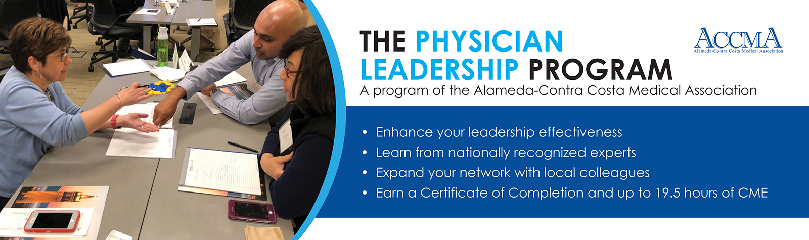 The Physician Leadership Program